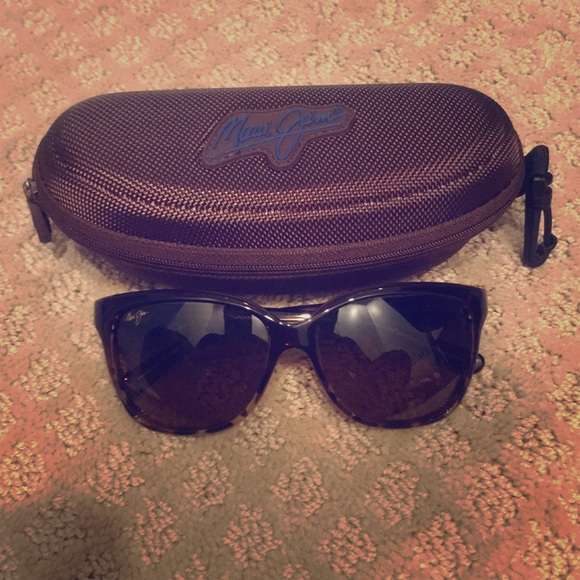 99496823112 BRAND NEW Maui Jim Starfish Sunglasses - Chocolate